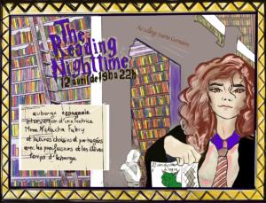 La nuit de la lecture au collège