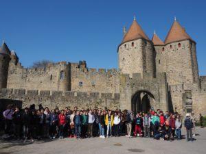 Journée communautaire à Carcassonne