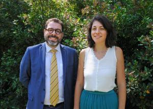 Mathilde FAVAREL et Laurent DEFOS